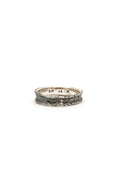 Wedding ring Anell desert Tricolor