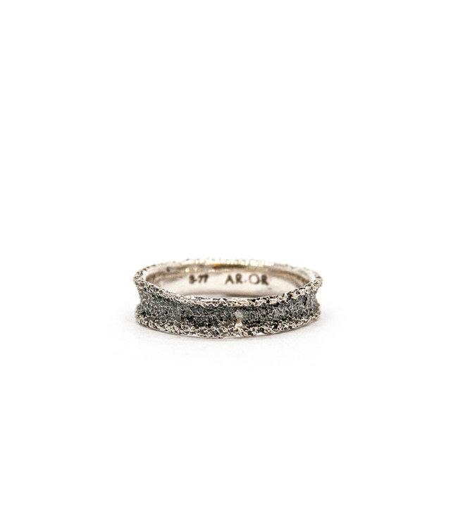 Arior Barcelona Wedding ring Anell desert Tricolor