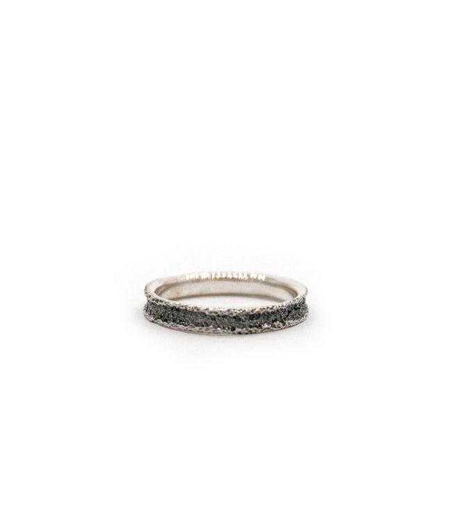 Arior Barcelona Wedding ring Anell desert mini