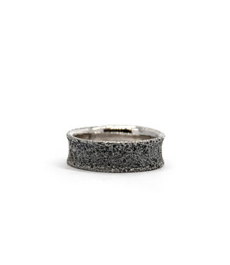Arior Barcelona Wedding ring Anell desert mitjá