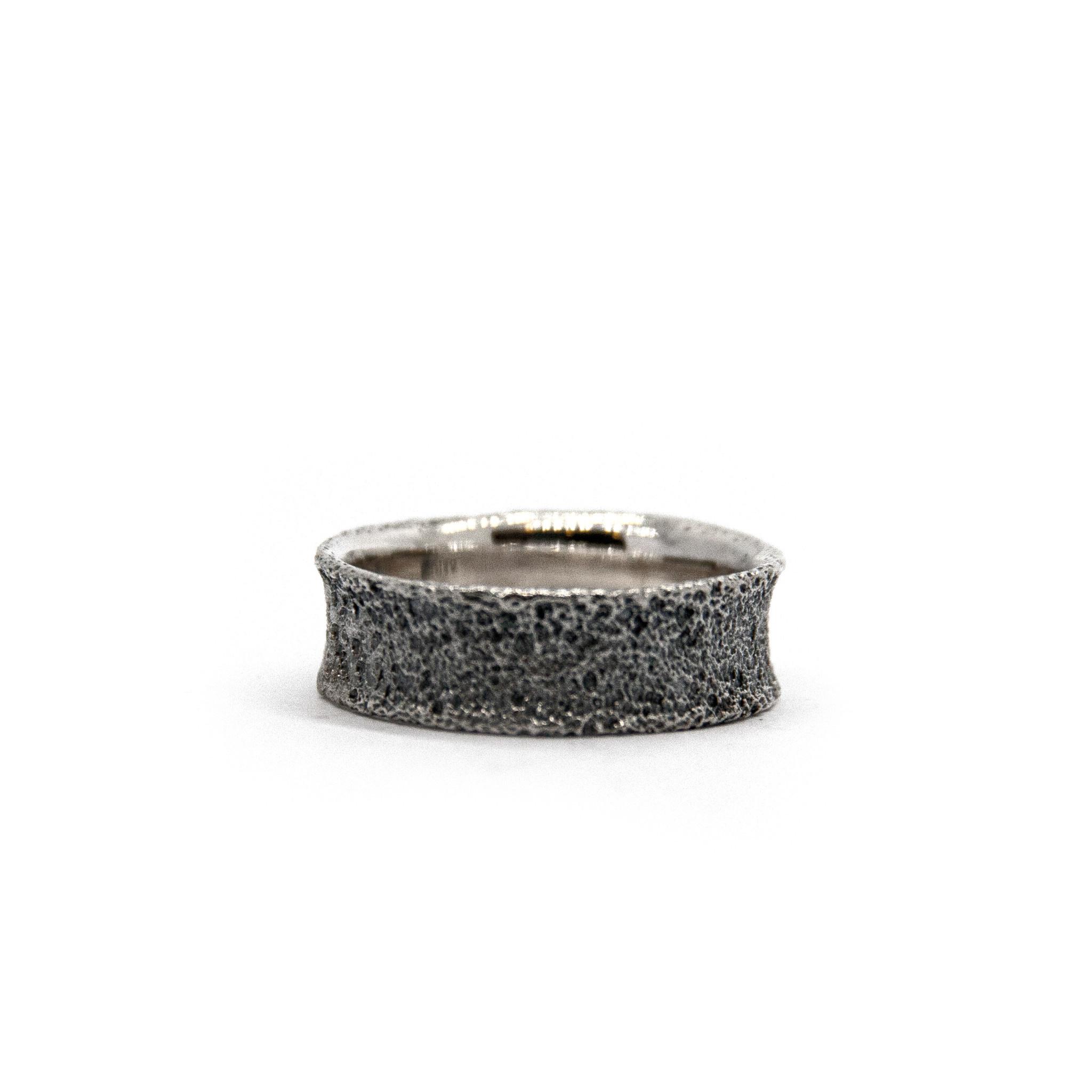 Wedding ring Anell desert mitjá-1