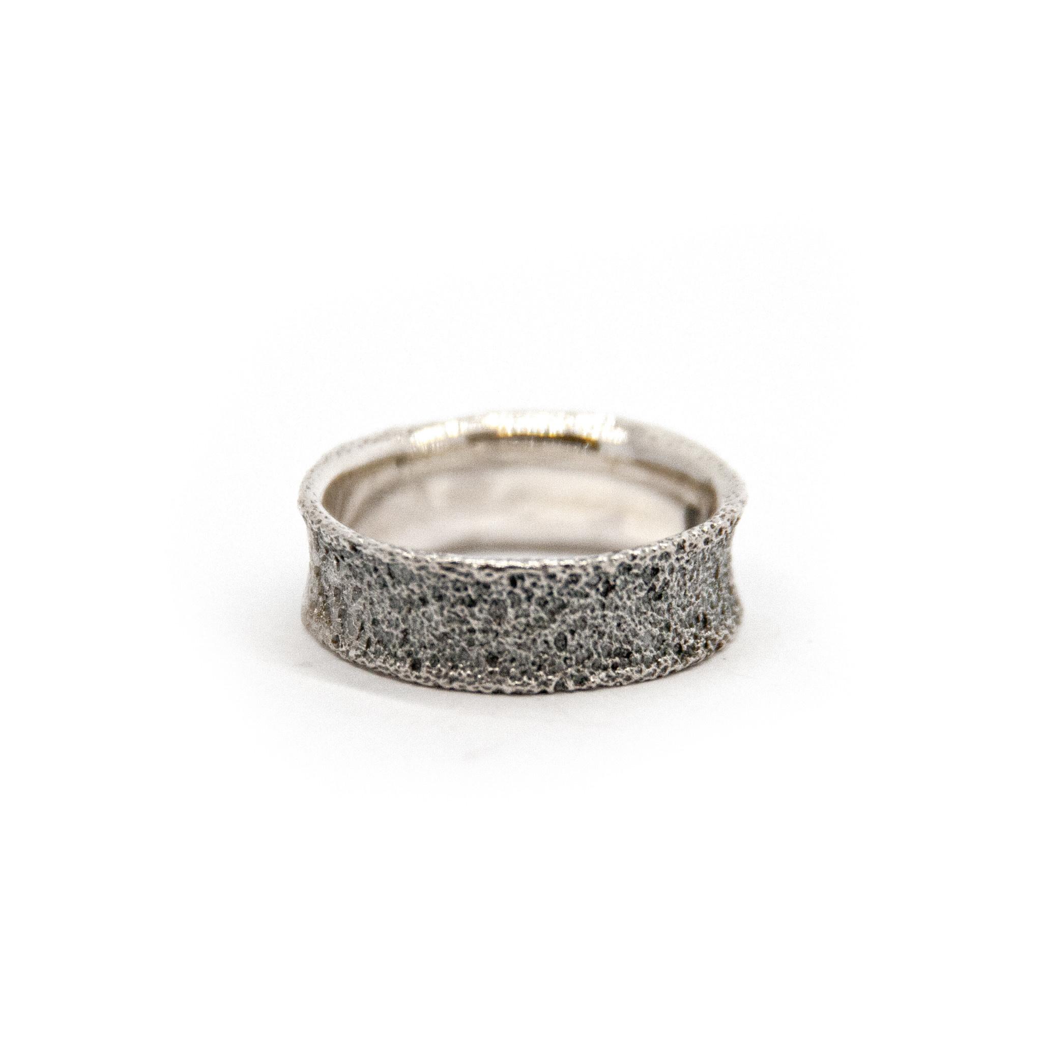 Wedding ring Anell desert mitjá-2
