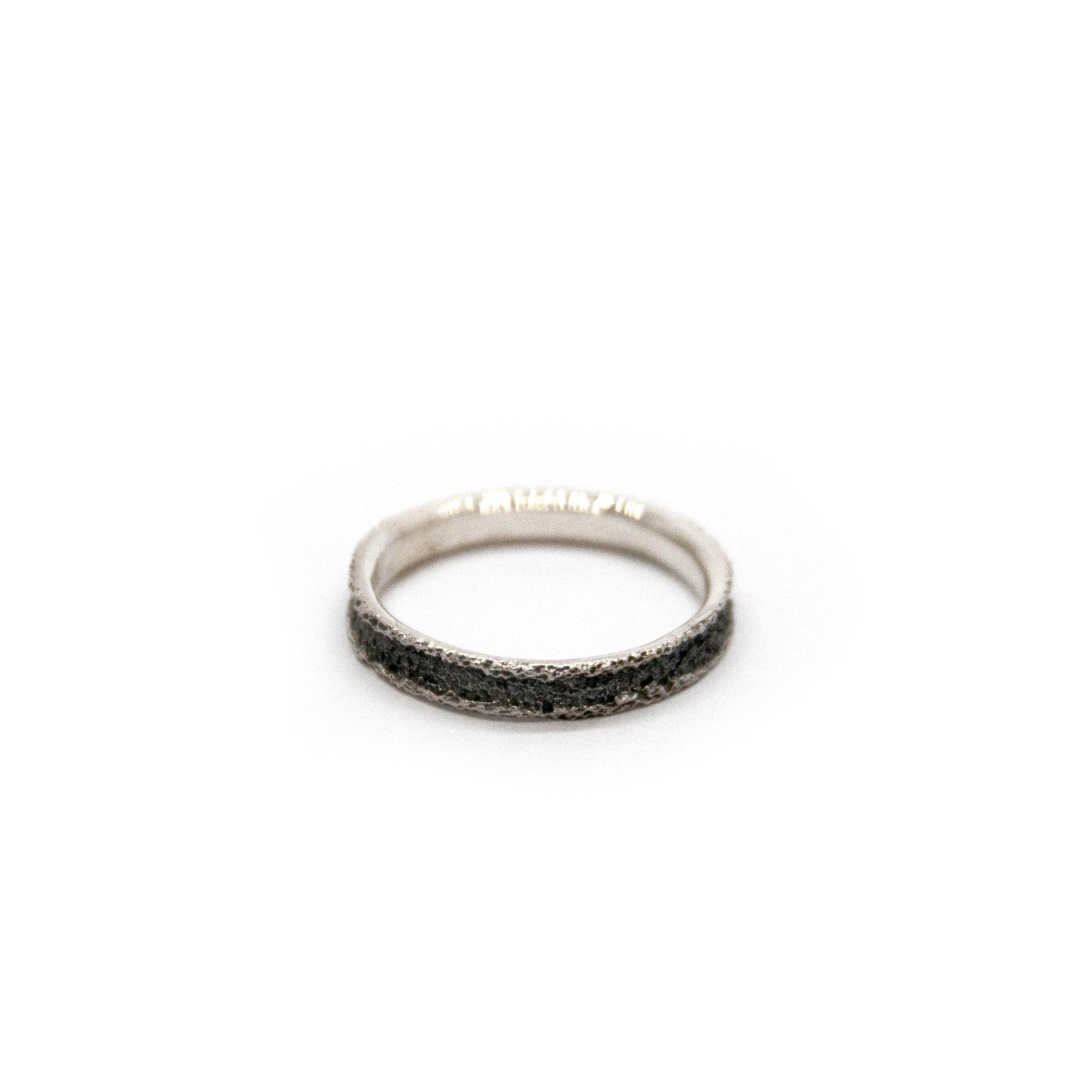Wedding ring Anell desert mini-3