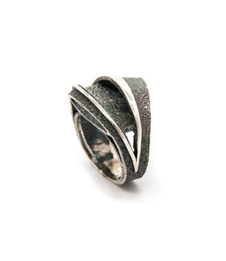 Arior Barcelona Sideral grey ring