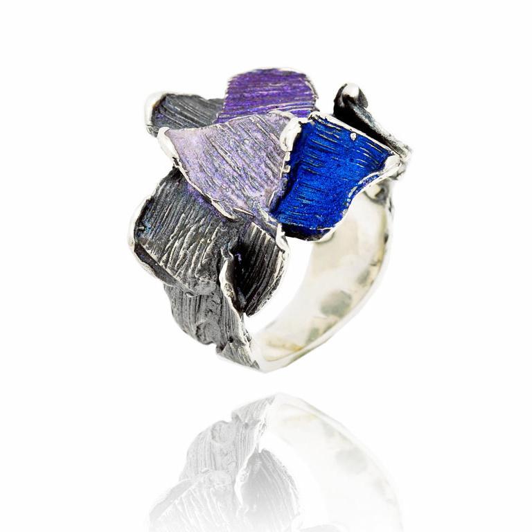 Small violet Summum ring-5
