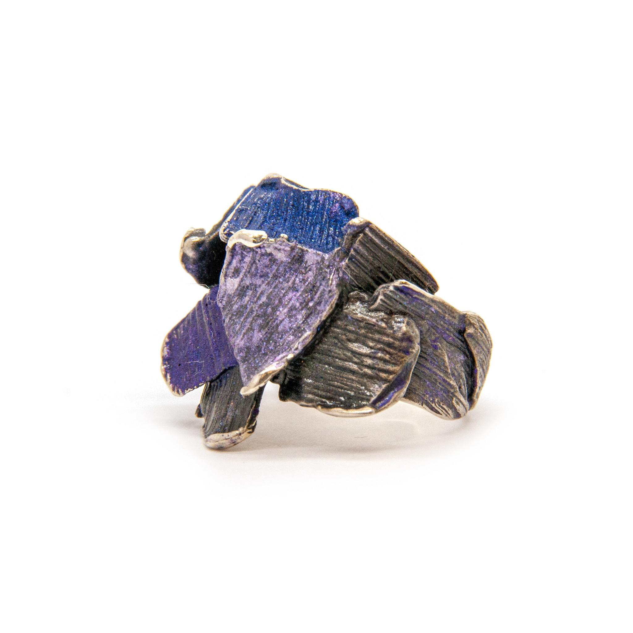 Small violet Summum ring-2