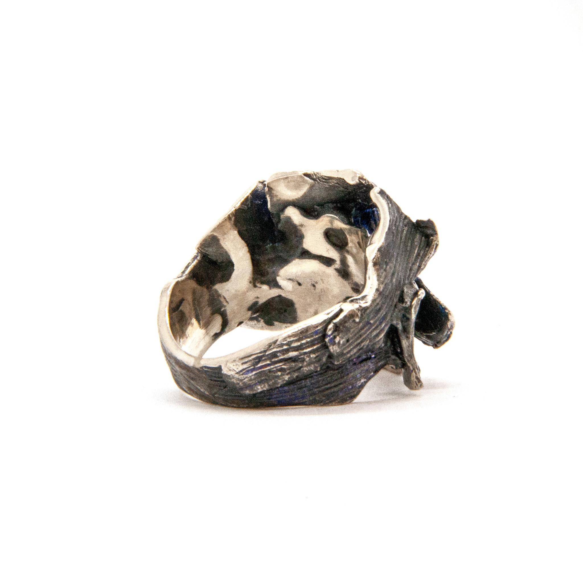 Small violet Summum ring-4