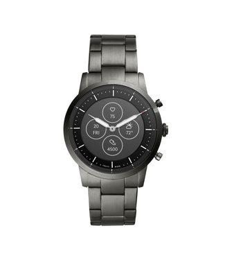Fossil Collider Hybrid Smartwatch Hr Heren Smartwatchs FTW7009