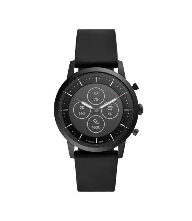 Fossil Collider Hybrid Smartwatch Hr Heren Smartwatchs FTW7010