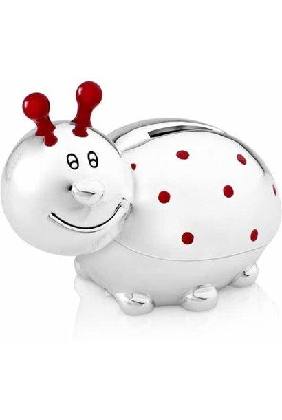 ladybug piggy bank