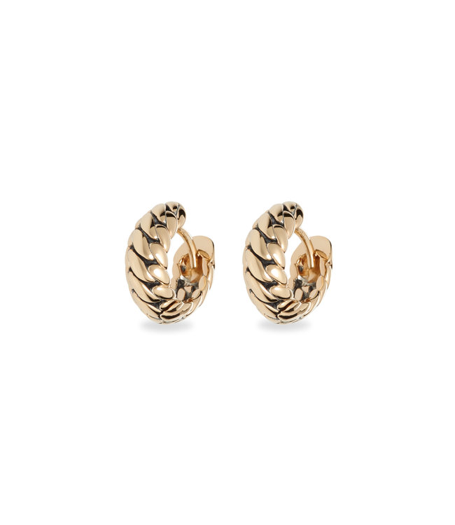 Buddha to Buddha Earrings Ben Geelgoud