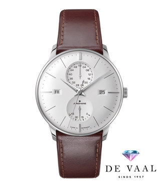 Junghans watches Meister Agenda 027 / 4364.01 English