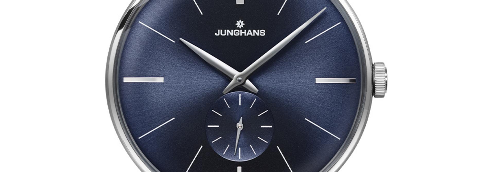 Junghans Meister Handwinder 027/3504.00