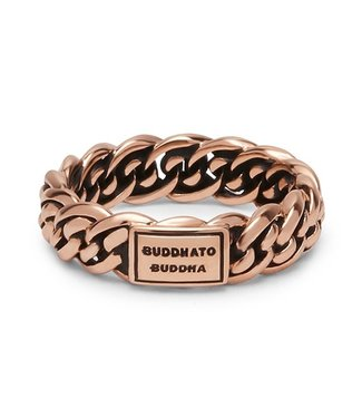 Buddha to Buddha Ring Nathalie Rose Gold