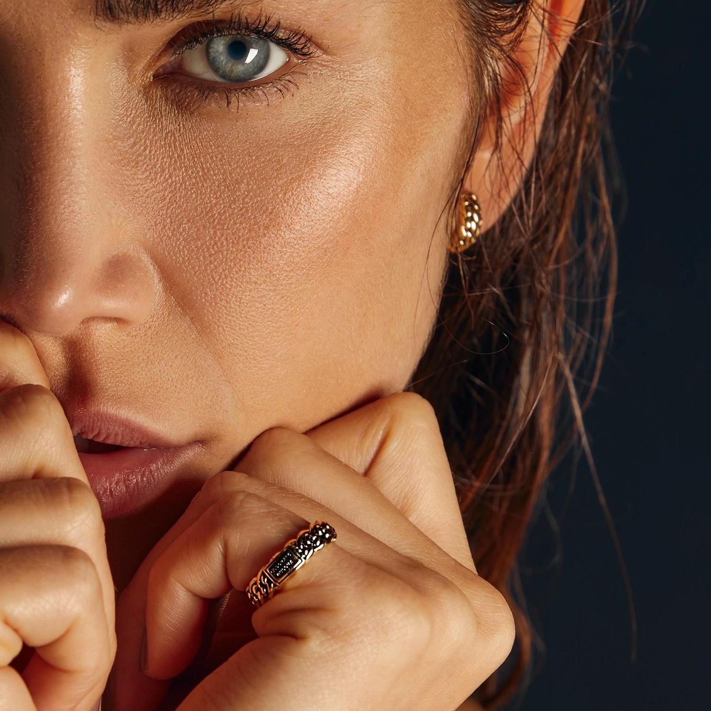 Ring Nathalie Yellow Gold-3