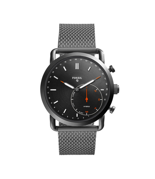 Fossil Commuter Hybrid Smartwatch Heren Smartwatch FTW1161