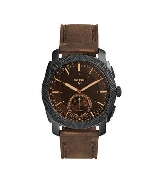 Fossil Machine Hybrid Smartwatch Heren Smartwatchs FTW1163