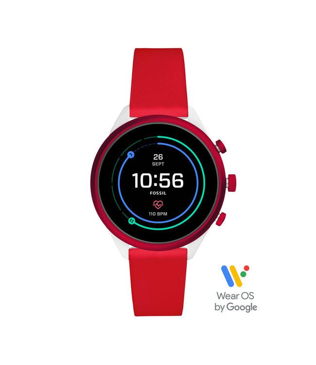Fossil Sport Smartwatch Dames Smartwatch FTW6052