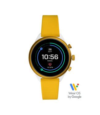 Fossil Sport Smartwatch Dames Smartwatch FTW6053