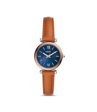 Fossil Carlie Mini Dames Horloge ES4701