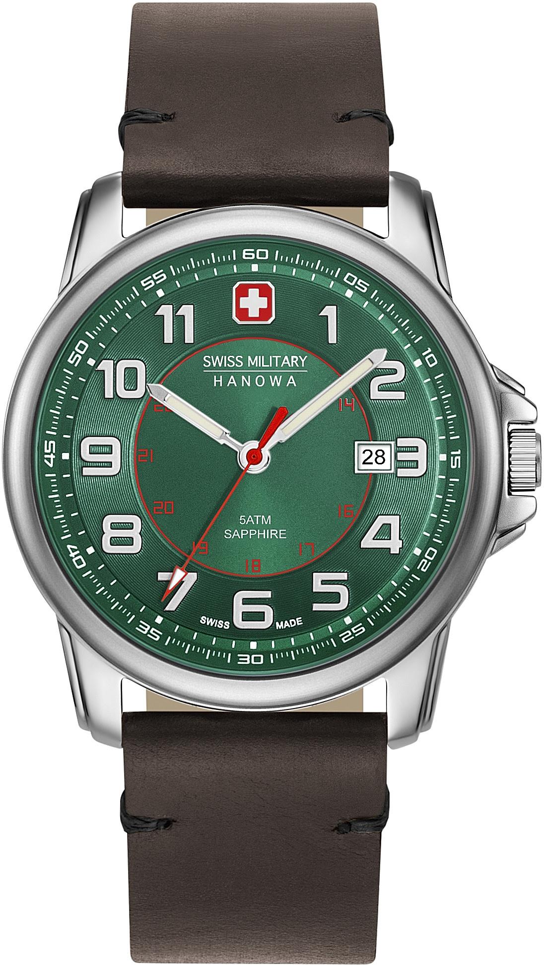 Swiss Military Hanowa 06-4330.04.006 Swiss Grenadier horloge-1