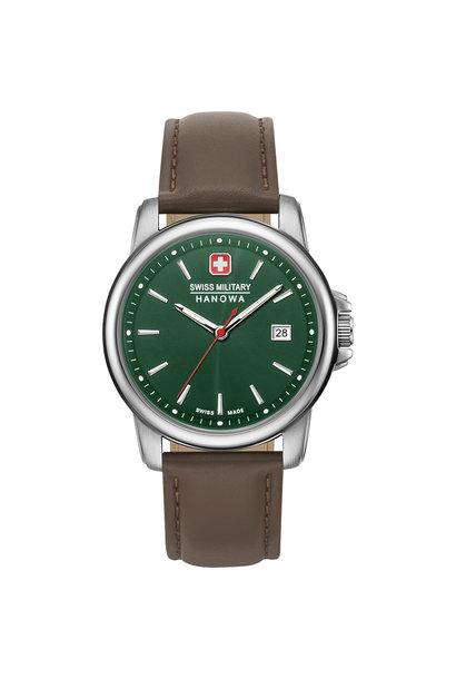 Swiss Military Hanowa 06-4230.7.04.006 horloge - Swiss Recruit II