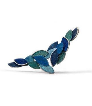 Arior Barcelona Eire blue necklace