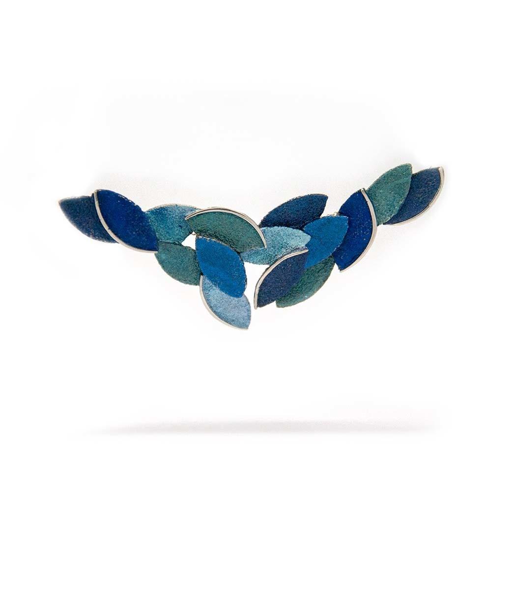 Eire blue necklace-2