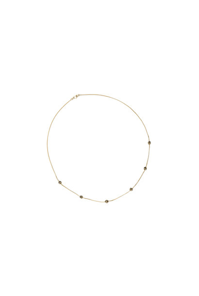 Necklace Refined Katja Gold
