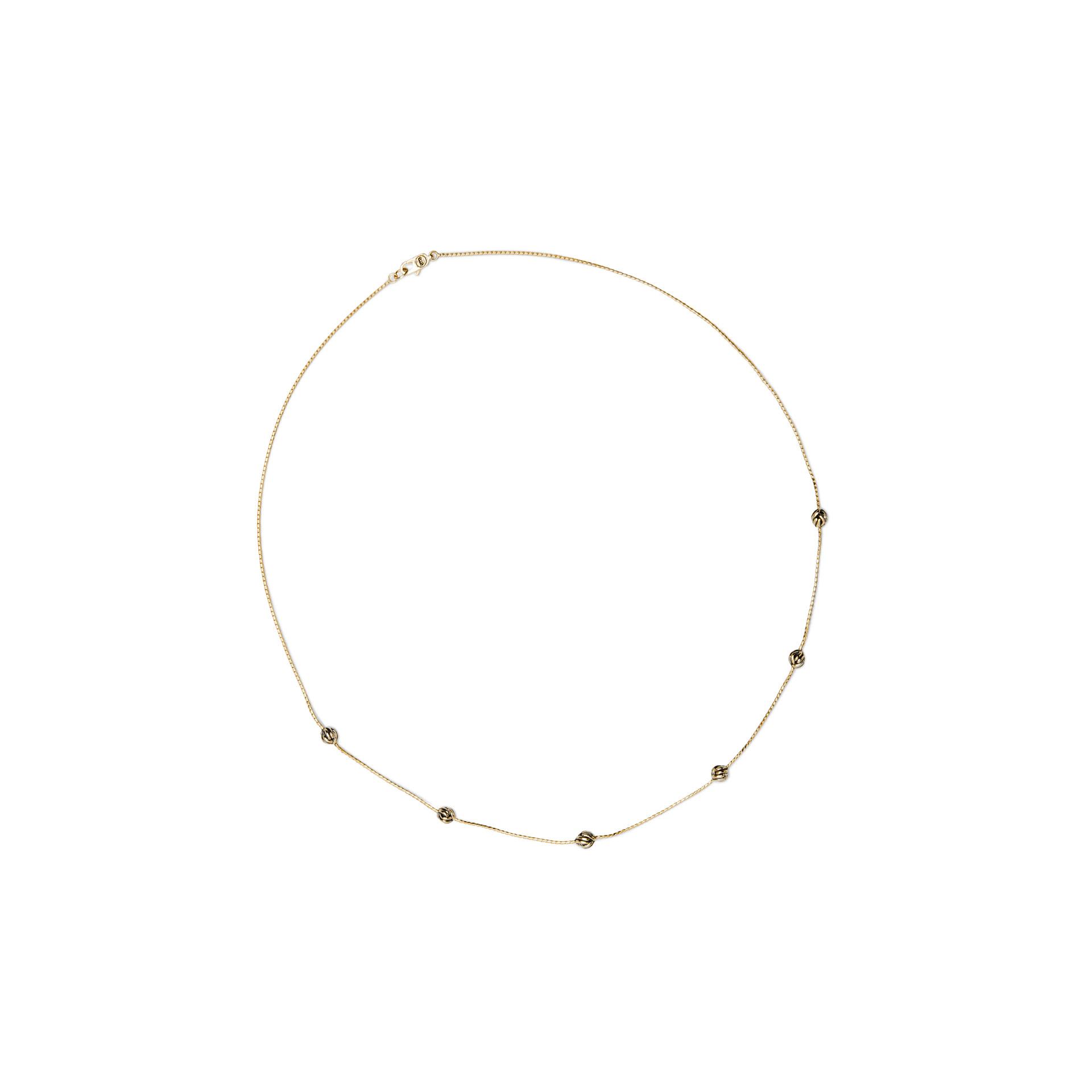 Necklace Refined Katja Gold-1
