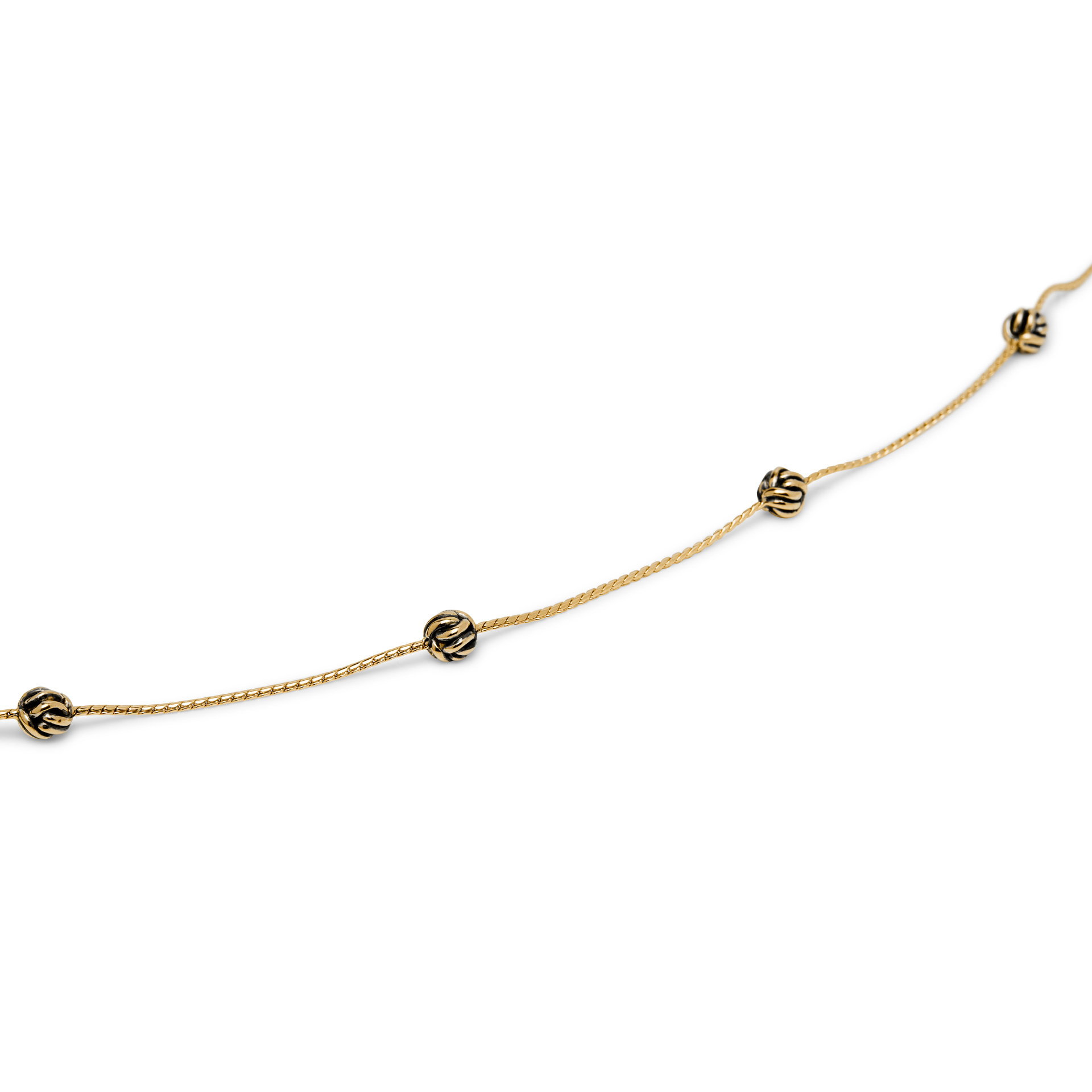 Necklace Refined Katja Gold-2