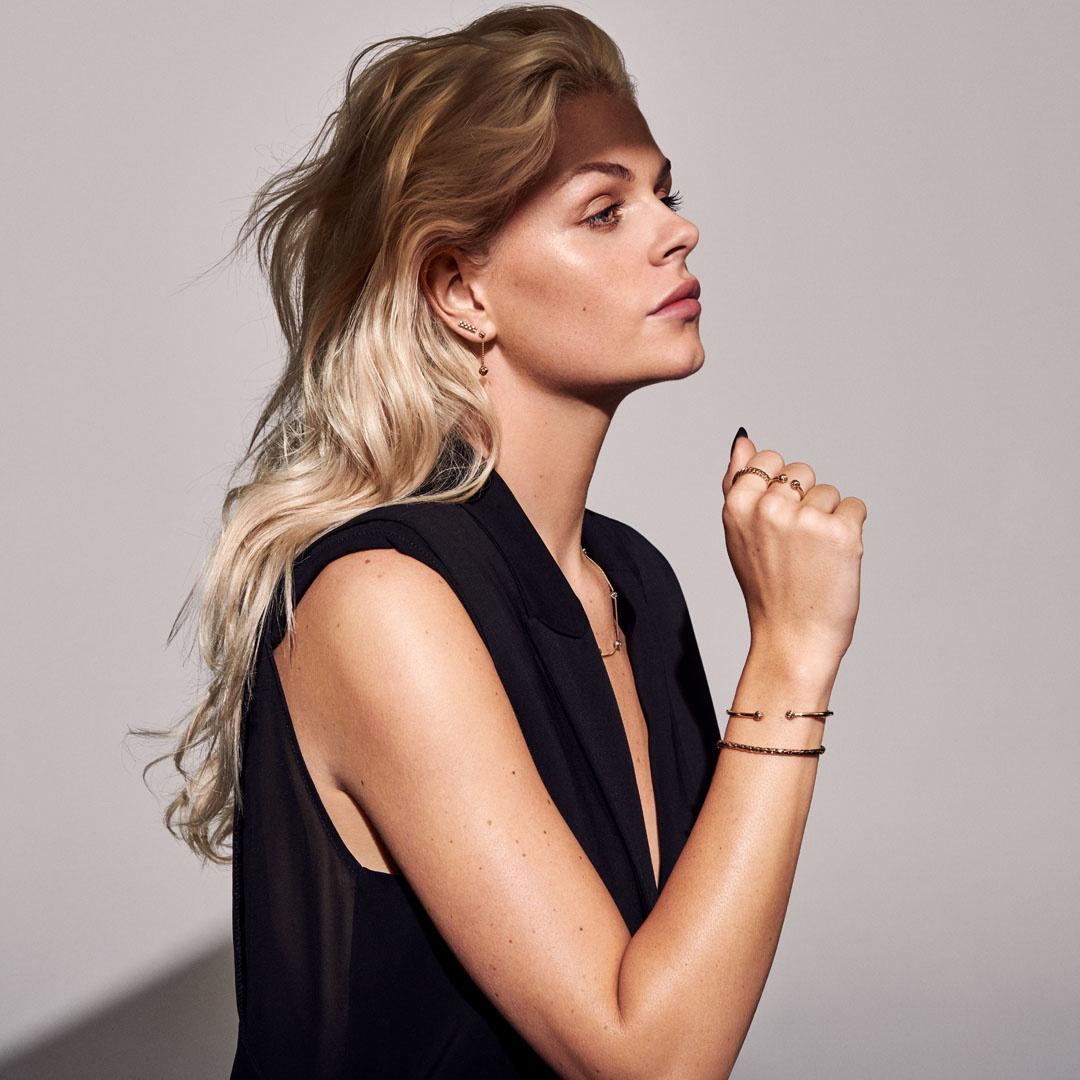 Necklace Refined Katja Gold-5