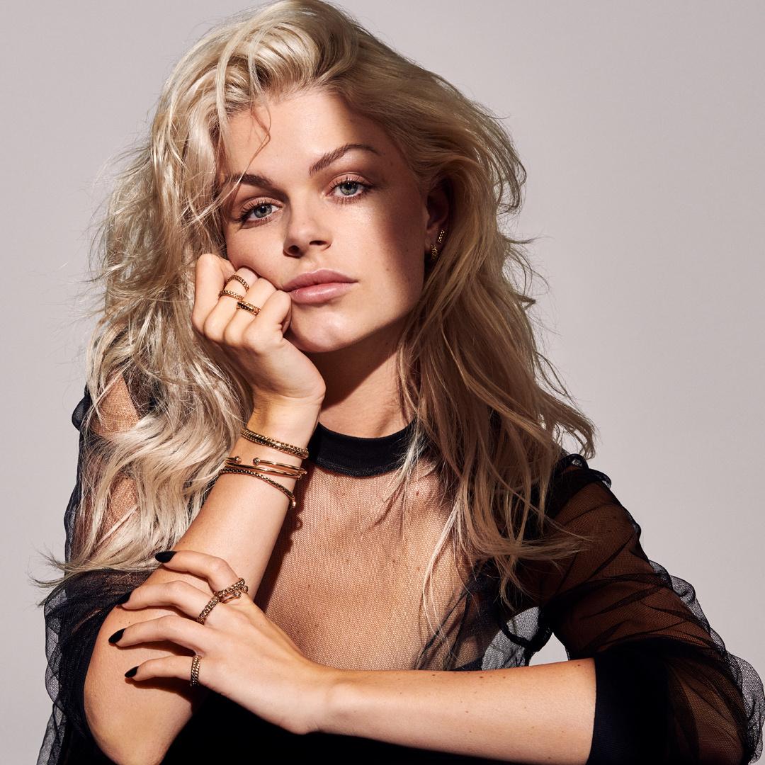 Necklace Refined Katja Gold-6