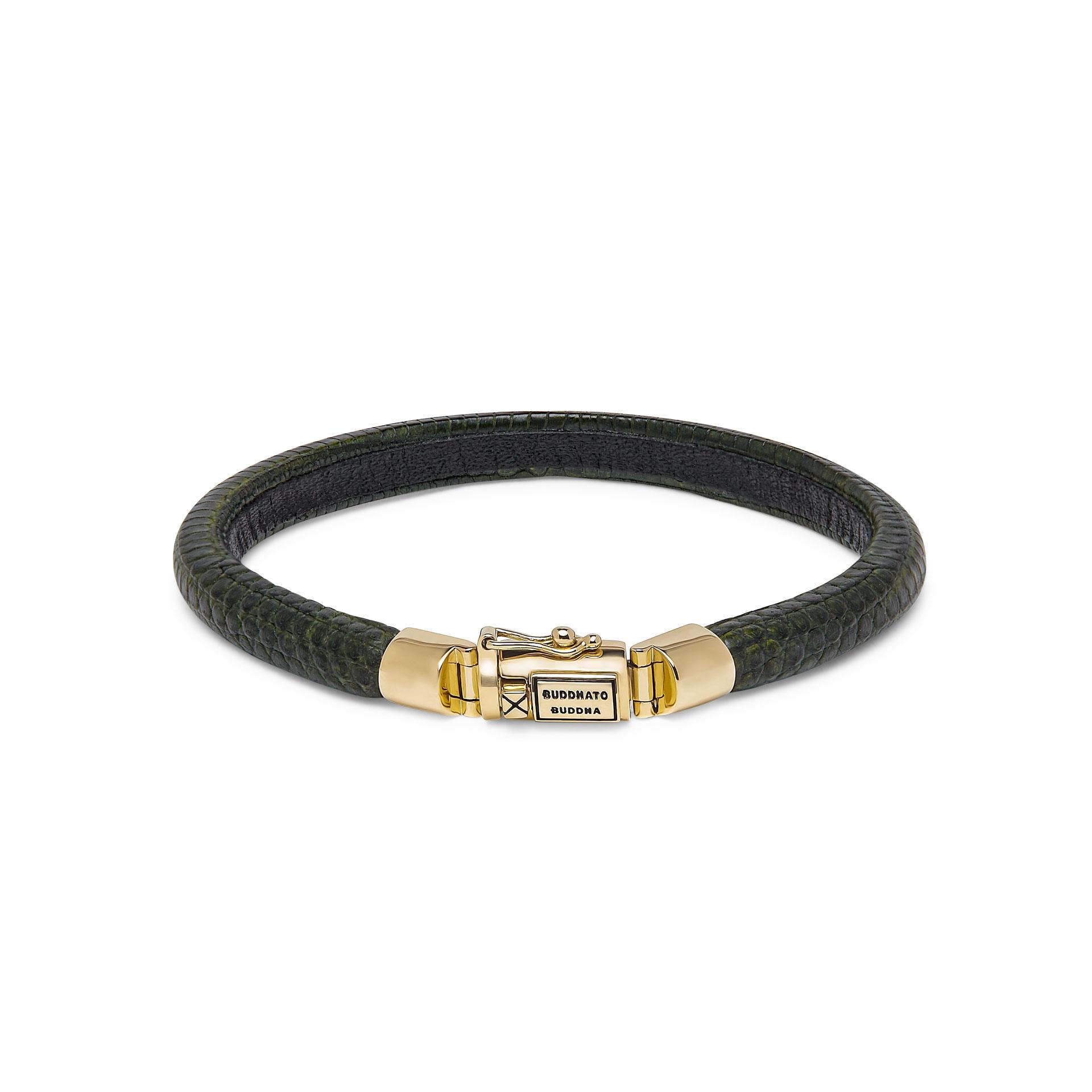 Bracelet Jack Gold Small Forest-1