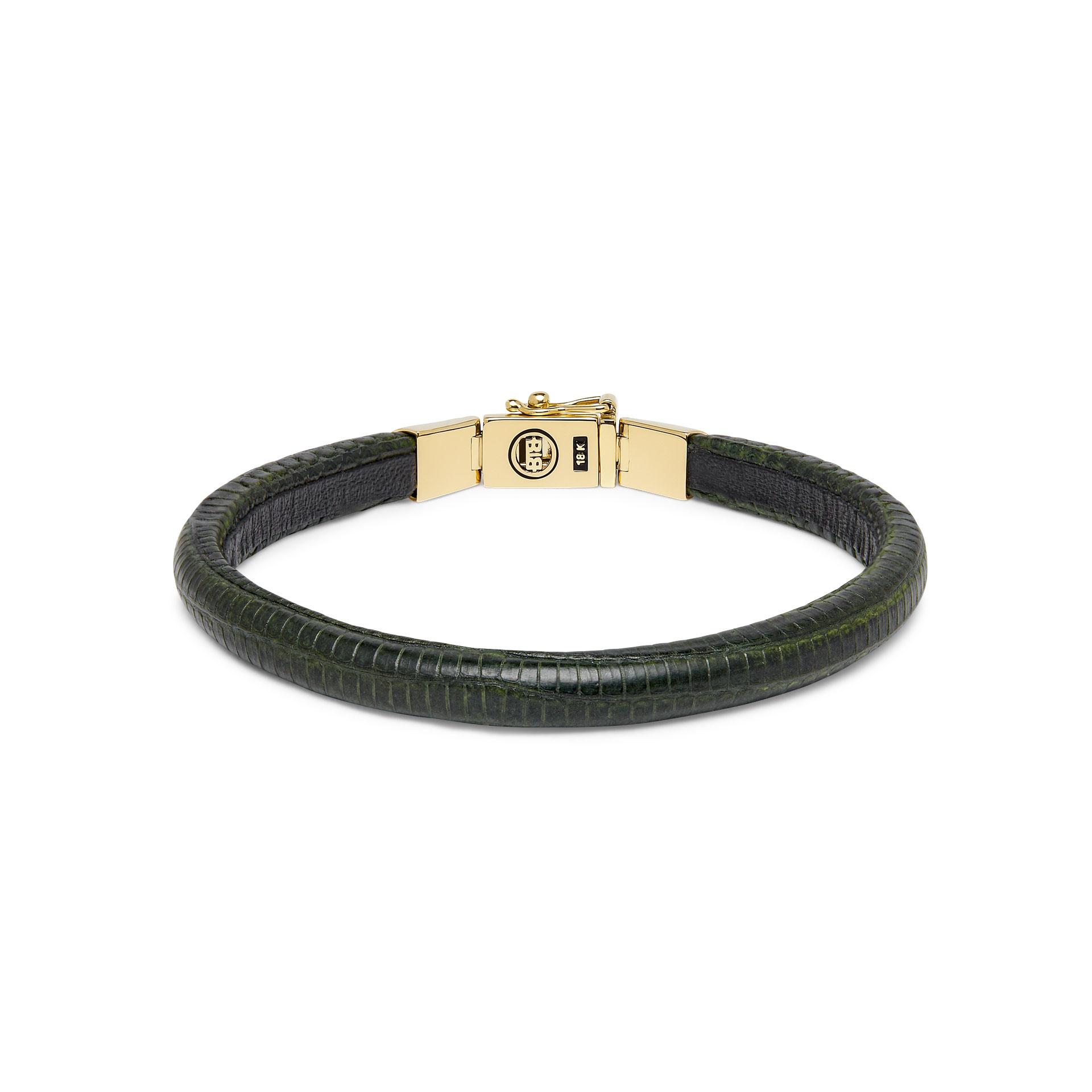 Bracelet Jack Gold Small Forest-4