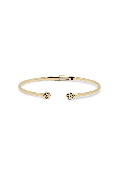 Bracelet Refined Katja Gold Bangle