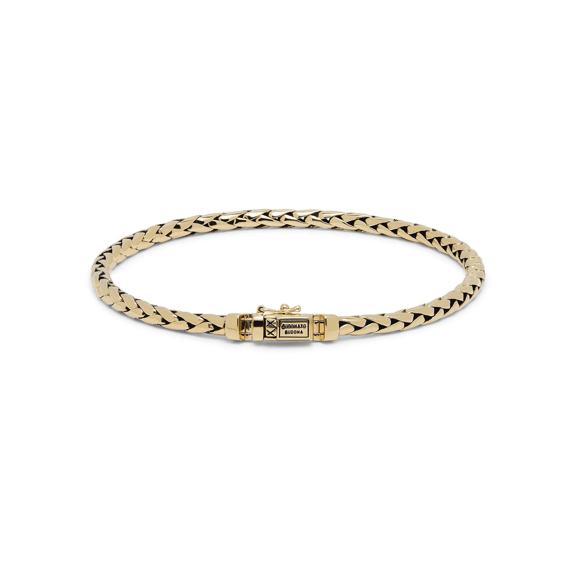 Bracelet George Gold-1