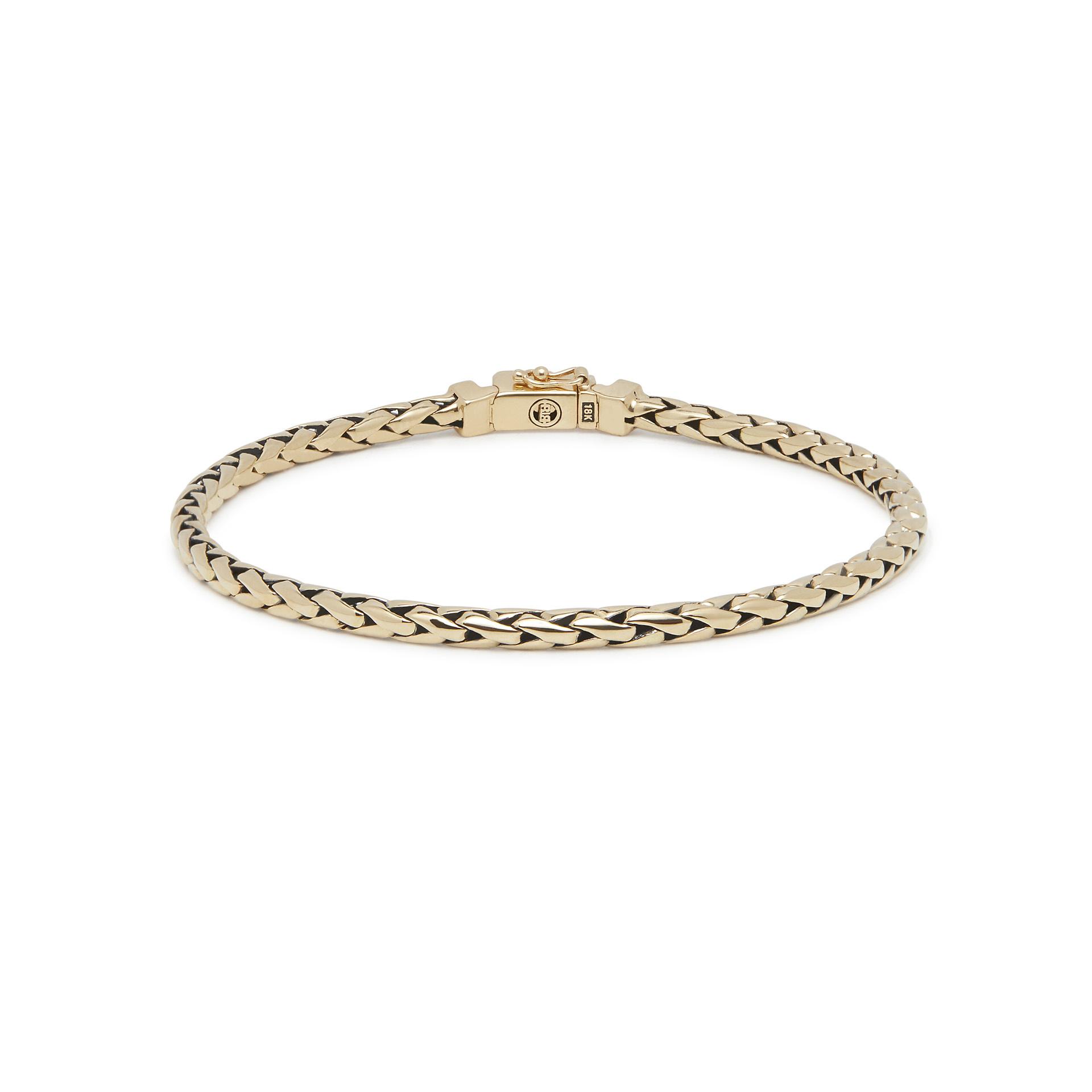 Bracelet George Gold-4