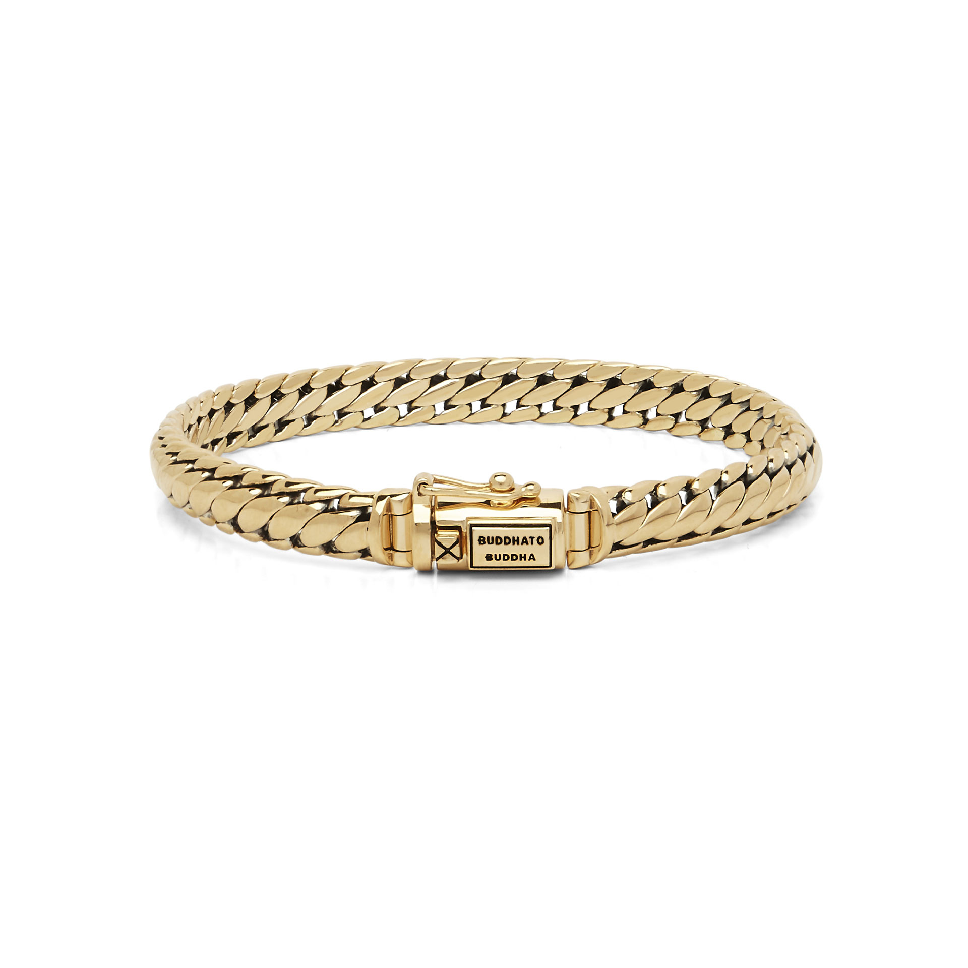 Ben bracelet Yellow gold-1