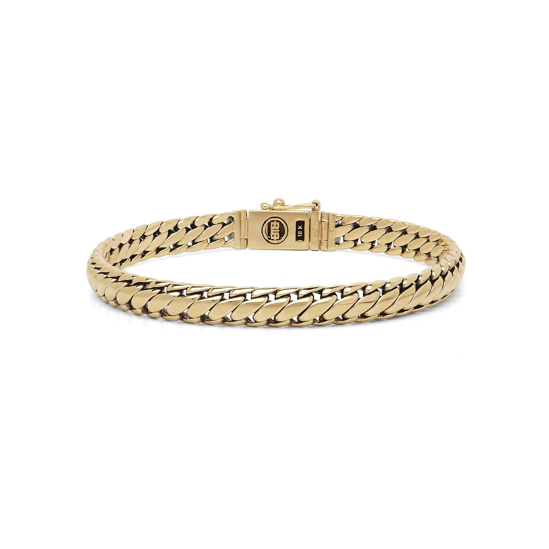 Ben bracelet Yellow gold-3