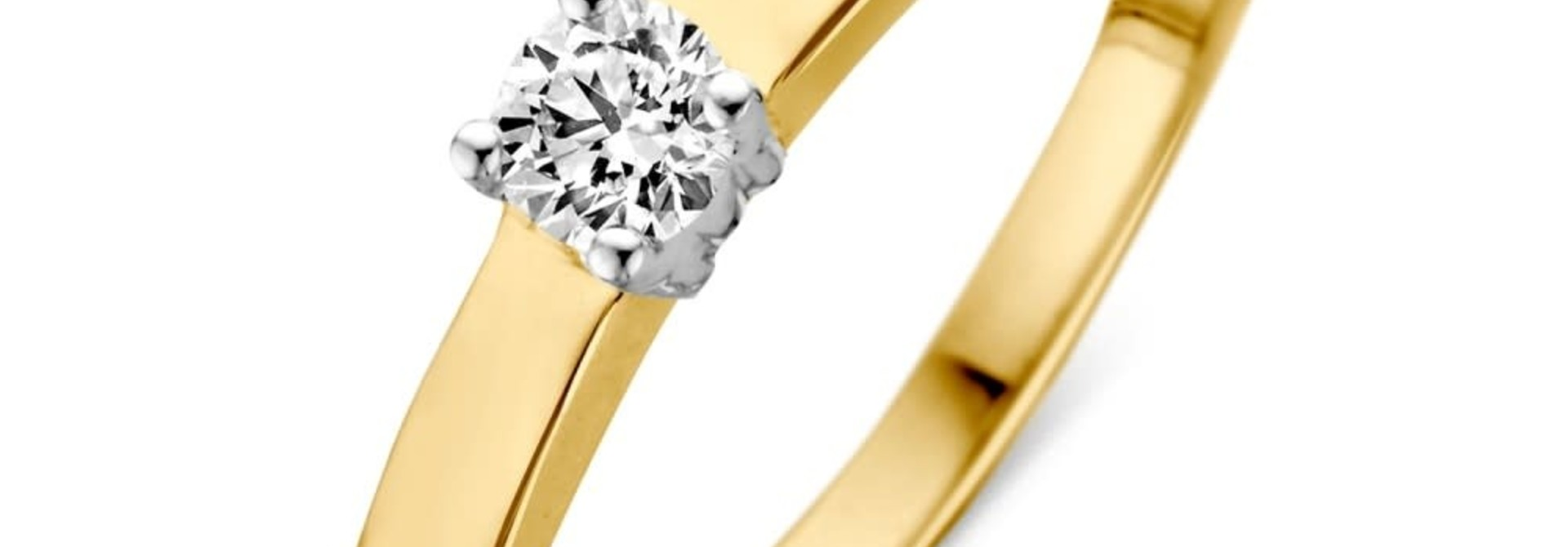 Ring bicolor zirconia RH425874