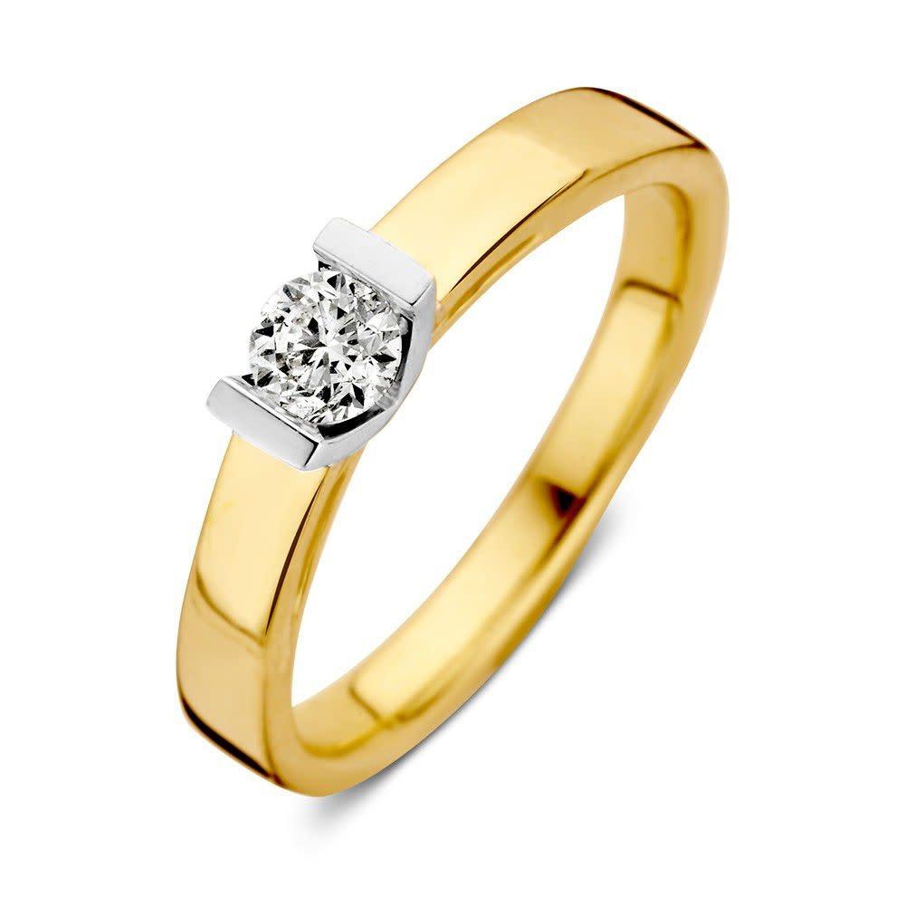 Ring bicolor brilliant RG416837-2