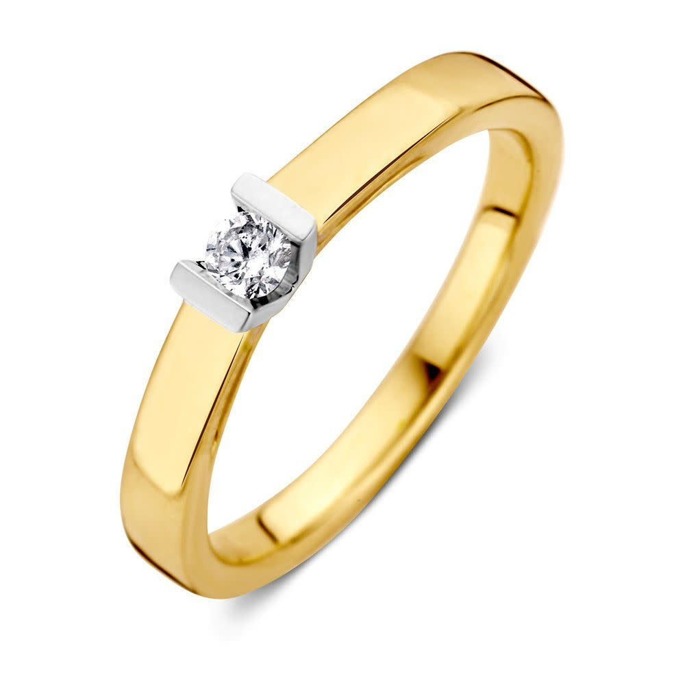 Ring bicolor brilliant RG416837-3
