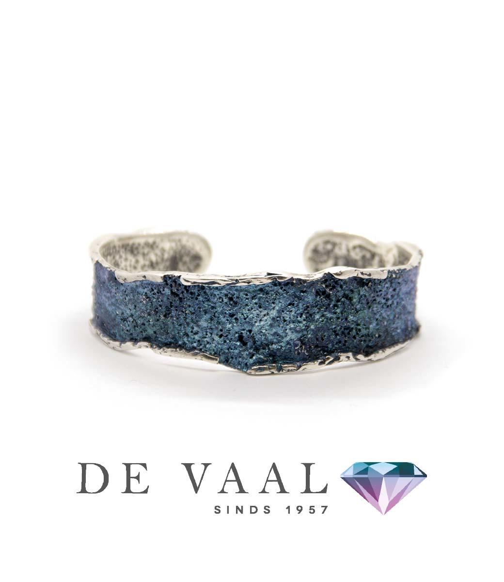 Medium Formentera- Blue intenzza Armband ene contrast-1