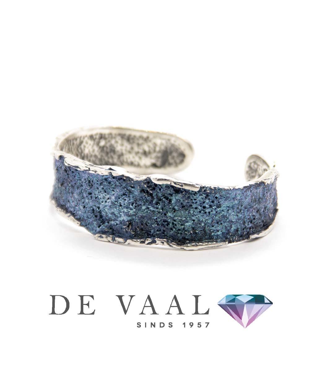 Medium Formentera- Blue intenzza Armband ene contrast-2