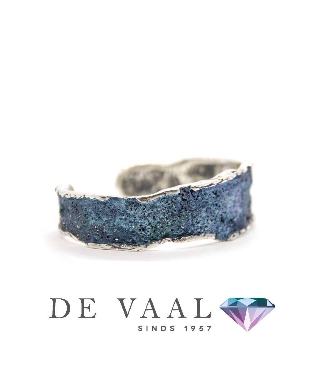 Medium Formentera- Blue intenzza Armband ene contrast-3
