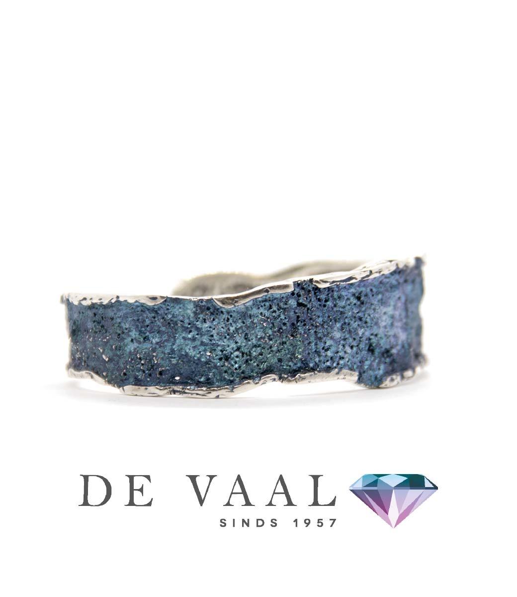 Medium Formentera- Blue intenzza Armband ene contrast-4