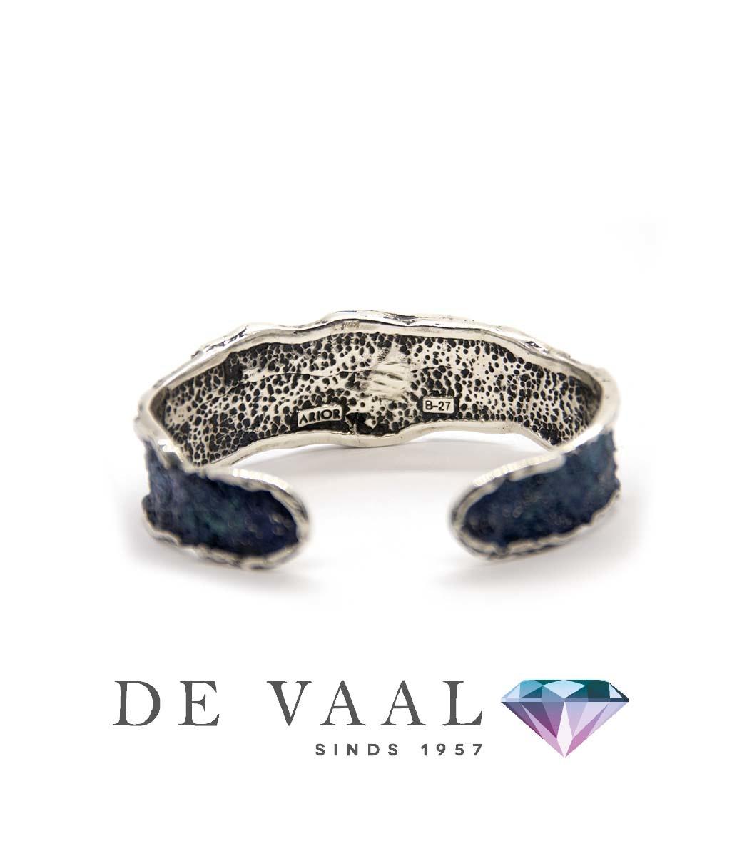 Medium Formentera- Blue intenzza Armband ene contrast-5