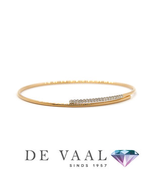 Bloch & Co 18k rose gold bracelet. model 1