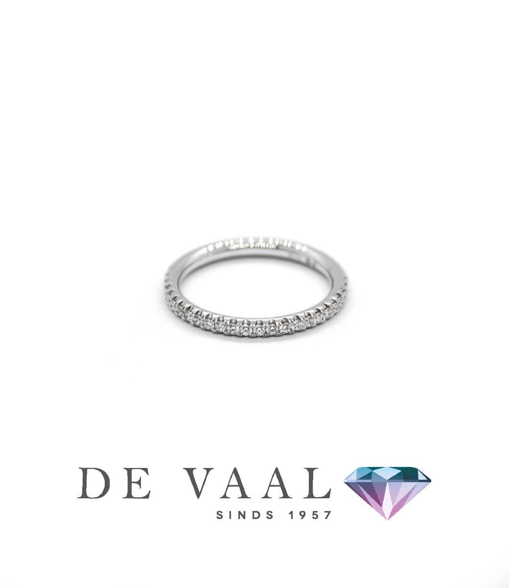 Platinum wedfit AL ring-2